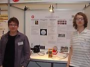 Leonard Klemz, Sebastian Laval: Physik Sonderpreis Dr. Rüdiger Herrmann - 100 €