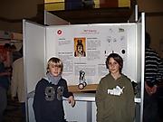 Corvin Fischer-Rivera, Lukas Lunk: Mathematik/Informatik Schüler experimentieren