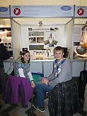 Johanna Groth, Frederick Groth: Geo- und Raumwissenschaften 2. Platz