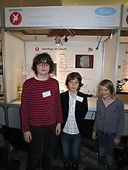Anna-Lina Bombis, Florian Händle, Richard Kasanzev: Technik