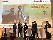 Julian Karimi, Richard Gamp: Biologie Schüler exp., 1. Platz und zwei Sonderpreise