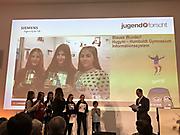 Charlotte Klar, Katharina Austermann, Pia Schirrmeister: Technik Schüler exp., 2. Platz