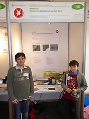 Felix und Fabian Plamper:Biologie, Sonderpreis Schüler experimentieren