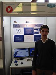 Paul Brachmann: Mathematik/Informatik, 1. Preis Jugend forscht