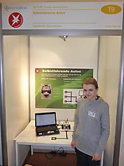 Robert Mainzer: Technik, Schüler experimentieren
