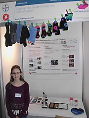 Greta Brodkorb: Arbeitswelt Schüler exp., 1. Platz + Teilnahme Landeswettbewerb