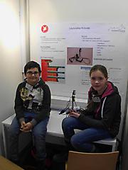 Mohammad Attalla, Annabell Ehrlich: Technik Schüler exp., Teilnehmerurkunde