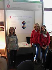 Anna Tamm, Paula Raupach, Lani Sternberg: Biologie Schüler exp., Teilnehmerurkunde