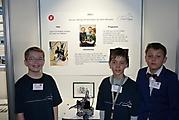 Joris Albring, Christian Diem, Denis Wienecke: Technik Schüler experimentieren; 3. Preis