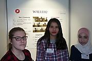 Yasmin Ataya, Celina Hajduk, Juana Zhou: Technik Schüler experimentieren; Urkunde