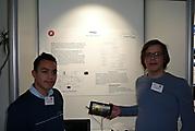 Jan Marx, Kerim Özkara: Mathematik/Informatik Jugend forscht; 1. Preis + Teilnahme Landeswettbewerb + Buchpreis + Abo Ct-Magazin