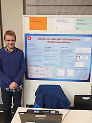 Robert Mainzer: Mathematik/Informatik, 3. Preis Schüler experimentieren
