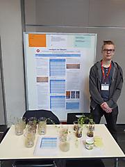 Siegfried Grundmann: Biologie, 1. Preis Jugend forscht