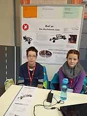 Jennifer und Patrick König: Technik, 1. Preis Schüler experimentieren + Ausstellung auf der langen Nacht der Wissenschaften