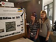 Celine Grzondziel, Fiona Labahn: Geo- und Raumwissenschaften 2. Platz