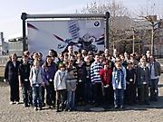 Gruppenfoto der Teilnehmer und Betreuer