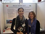 Laua Wustrow, Leandra Forchert: Biologie 1. Platz