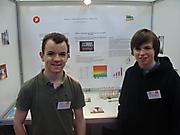Nicola Welteke, Oliver Maus: Chemie 2. Platz