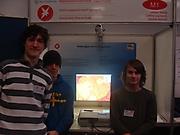 Jasper Mang, Carlos Izquierdo, Michel Neuhof: Informatik, 1. Platz