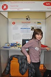 Mert Acikel: Mathematik/Informatik 3. Platz