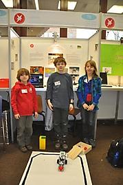 Alvar Jakoby, Felix Schlösser, Annick Rößler: Technik 2. Platz