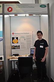 Samuel Märkt: Physik 2. Preis Schüler experimentieren